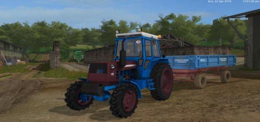 Photo of FS17 – Ltz 55 Traktör V1.0