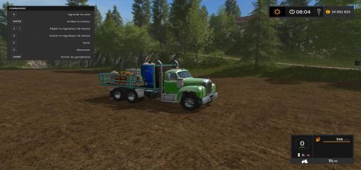 Photo of FS17 – Mack B61 V8 Servis Kamyonu V4