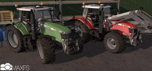 Photo of FS17 – Massey Ferguson 7700 Paketi V1