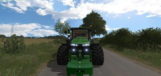 Photo of FS17 – Mr John Deere 8R Traktör V2.3