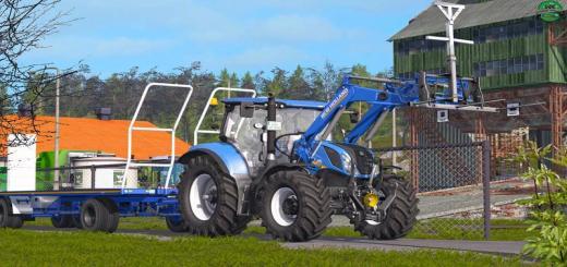 Photo of FS17 – New Holland T6-140/160 4B Traktör V1.1.2