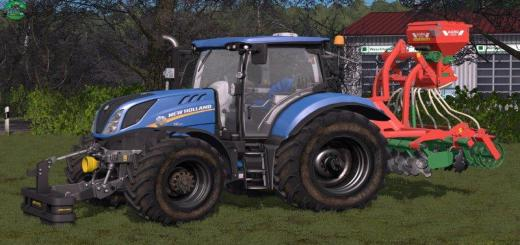 Photo of FS17 – New Holland T6-140/160 4B Traktör V1.1