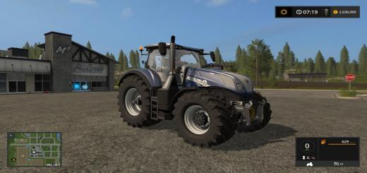 Photo of FS17 – New Holland T7 Traktör V1.1.0