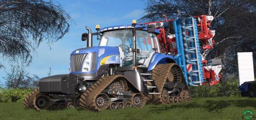 Photo of FS17 – New Holland Tg.285 Traktör V1.1