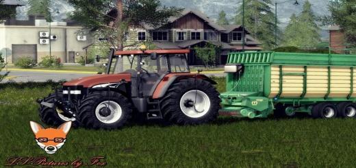 Photo of FS17 – New Holland Tm 175/190 Dh Traktör V1.0