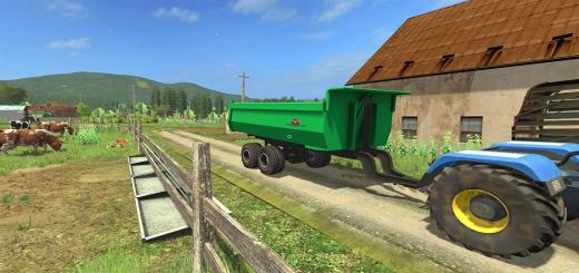 Photo of FS17 – Pts-9 Römork V1.1