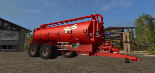 Photo of FS17 – Redrock Boom V1.0.1