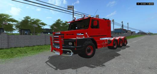 Photo of FS17 – Scania 112E Kamyon Modu V1.0