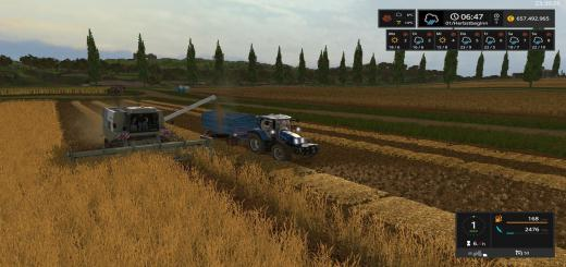 Photo of FS17 – Sosnova Terra Haritası V1.6
