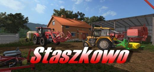 Photo of FS17 – Staszkowo Çiftlik Haritası V1