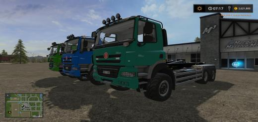 Photo of FS17 – Tatra It-Runner V2.1