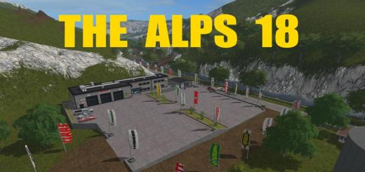 Photo of FS17 – The Alps 18 Harita Modu V1.1.1