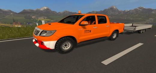 Photo of FS17 – Toyota Hilux Pikap Modu V1.1