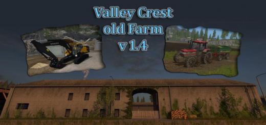 Photo of FS17 – Valley Crest Eski Çiftlik Haritası V1.4