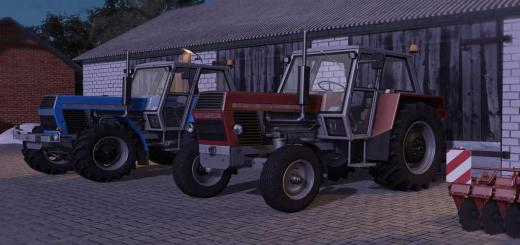 Photo of FS17 – Zetor Crystal 12011 Traktör V1.3