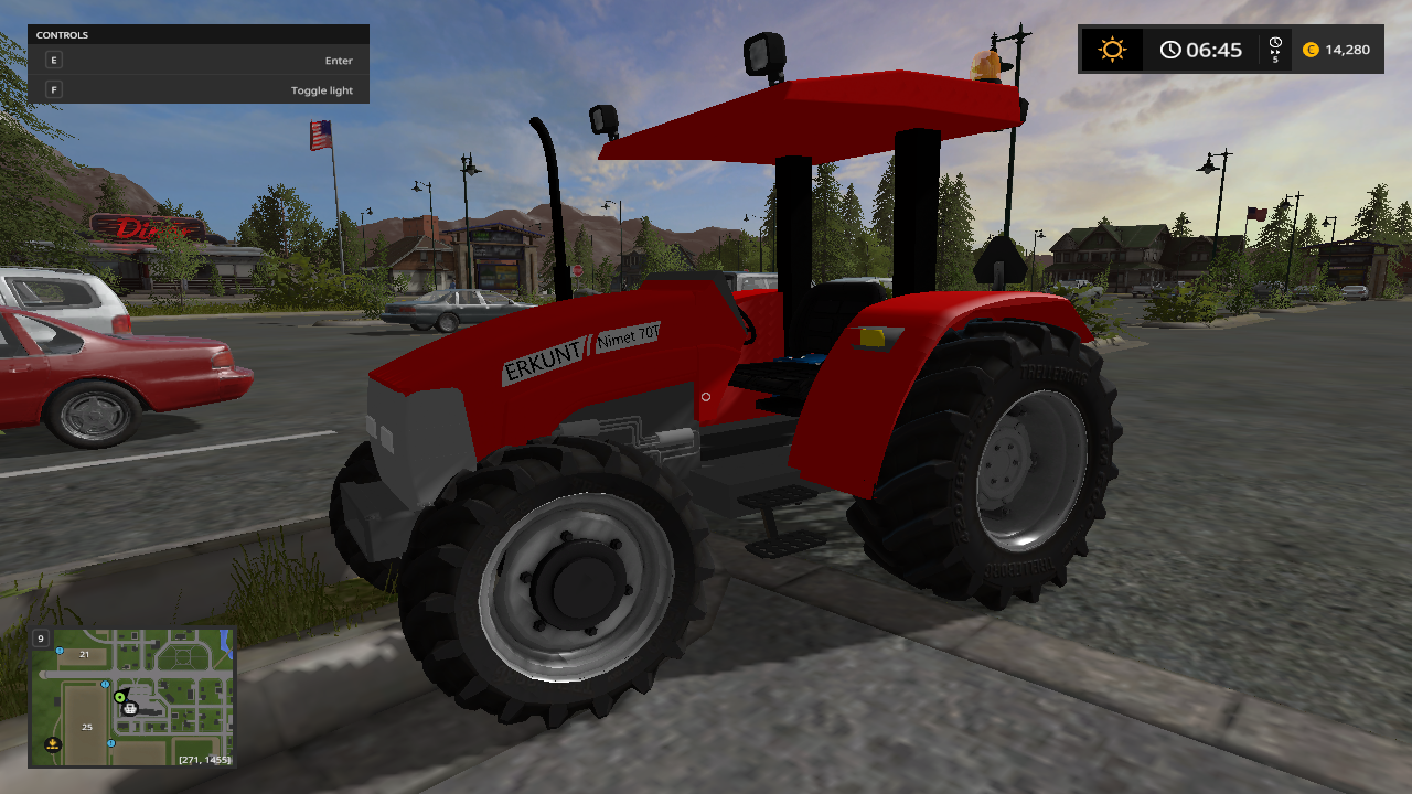 Photo of FS17 – Erkunt Nimet 70 T