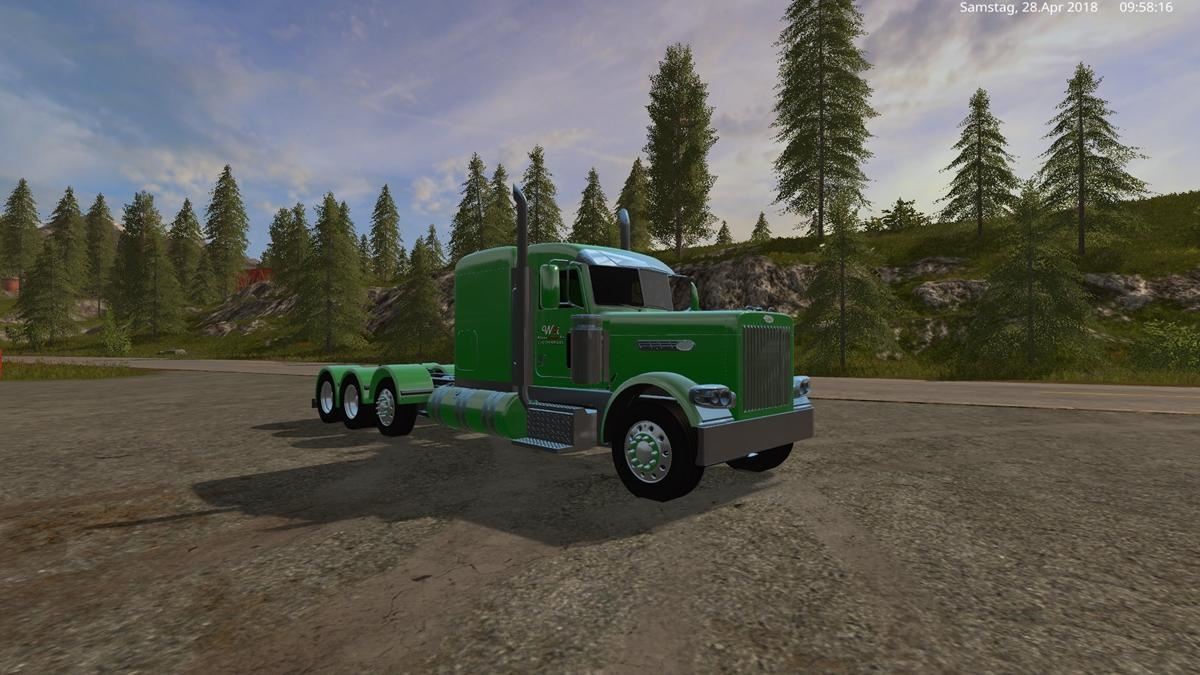 Photo of FS17 – Peterbilt 379 Tır Modu V2