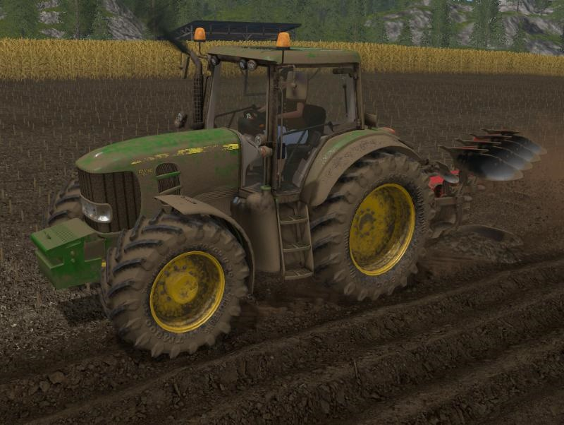 Photo of FS17 – John Deere 6930 Traktör V1.0