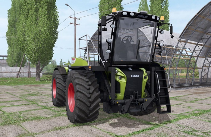 Photo of FS17 – Claas Xerion 4000 V1.0