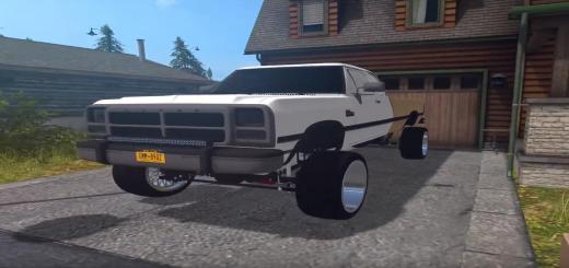 Photo of FS17 – 1991 Dodge D250 V1.0