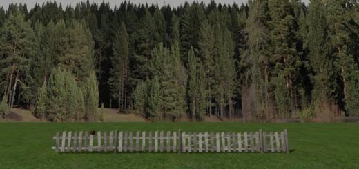 Photo of FS17 – Alter Holz Zaun V1