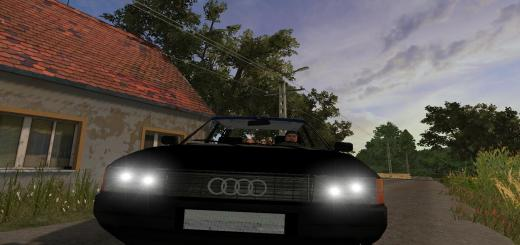 Photo of FS17 – Audi 80 B3 Araba Modu V3