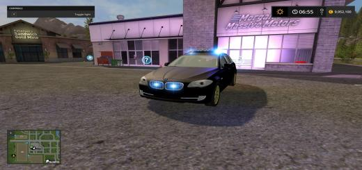 Photo of FS17 – Bmw 530D Touring Siyah Araba Modu V2.0
