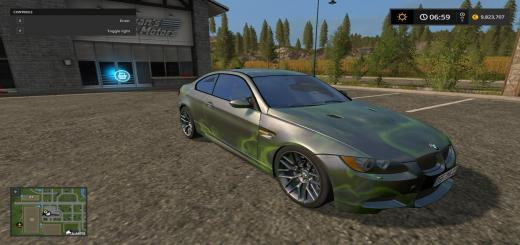 Photo of FS17 – Bmw M3 Coupe V1.0