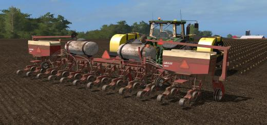 Photo of FS17 – Case Ih 900 Cyclo Mibzer V1.0