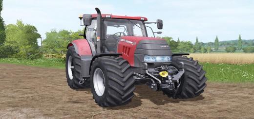 Photo of FS17 – Case Ih Puma 155 Cvx Traktör V1
