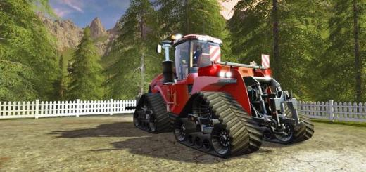 Photo of FS17 – Caseih Quadtrac 1000 Traktör V1.2.0