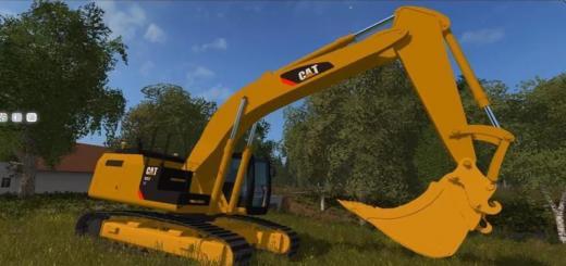 Photo of FS17 – Caterpillar 329E V1