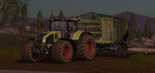 Photo of FS17 – Claas Axion 900 Traktör V1.2
