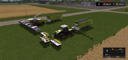 Photo of FS17 – Claas Lexion Experimental V2.0