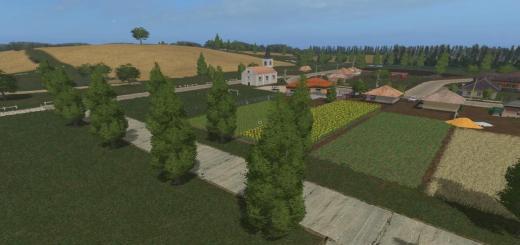 Photo of FS17 – Dolgosfalva Çiftlik Haritası V2