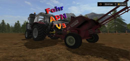 Photo of FS17 – Fahr Apn V3.0