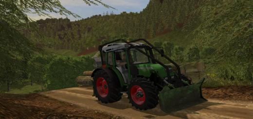 Photo of FS17 – Fendt 209 Traktör V1.5.3.1