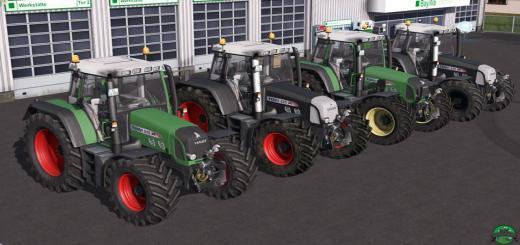 Photo of FS17 – Fendt 820 Vario Tms Traktör V1.4