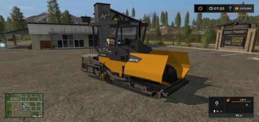 Photo of FS17 – Finisher Volvo V1