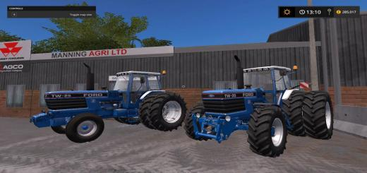 Photo of FS17 – Ford Tw Paketi V1.2.0