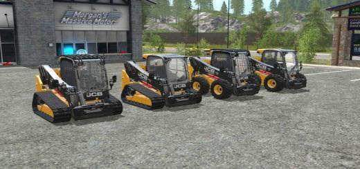 Photo of FS17 – Jcb Skidsteer Paketi V1