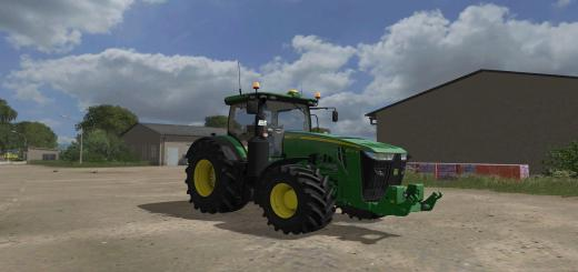 Photo of FS17 – John Deere 8R Traktör V3.1.0