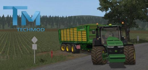 Photo of FS17 – John Deere 8Xxx R Traktör V3.0