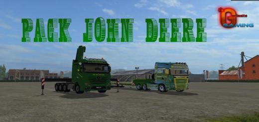 Photo of FS17 – John Deere Paketi V1