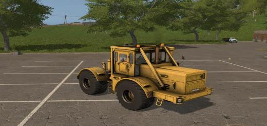 Photo of FS17 – K700A Traktör V1.2
