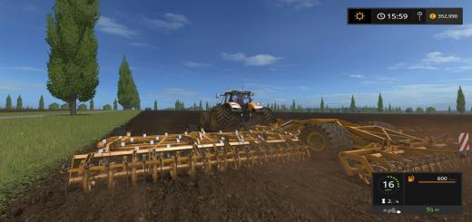 Photo of FS17 – Koeckerling Allrounder Kültivatör