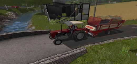 Photo of FS17 – Kramer Kl714 Traktör V0.9.1