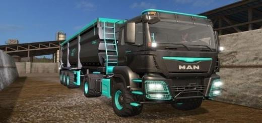 Photo of FS17 – Man Tgs Limited Edition 18.480 V1.0