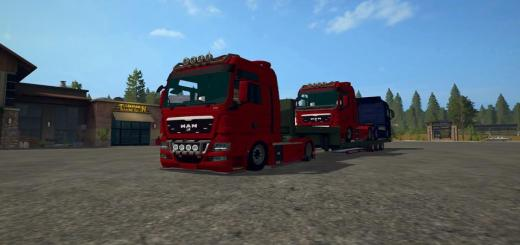 Photo of FS17 – Man Tgx V8 Kamyon Yaması V1