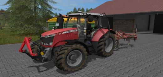 Photo of FS17 – Massey Ferguson 6600 Traktör V1.1